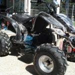 atv 150 cmc Raptor negru