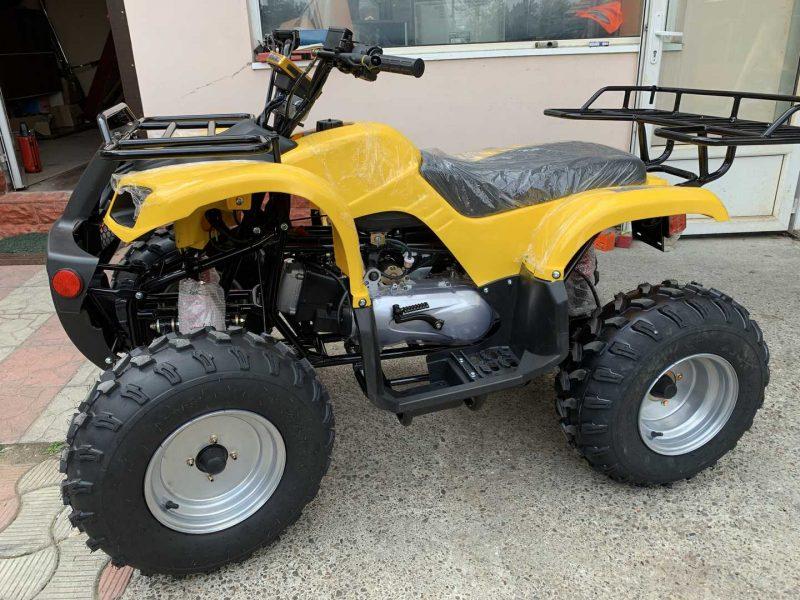 ATV DE VANZARE HUMMER MAXI 250cc galben