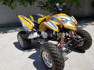 ATV HURRICANE SPIDER 350cc 2 PERSOANE